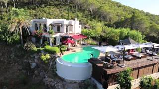 Exclusive Arabic style villa with beautiful sea and country view - Luxury Villas Ibiza