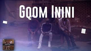 2018 Gqom Instrumental Distruction Boyz Type beat Gqom Inini