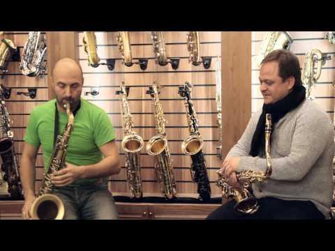 Антон Румянцев Selmer Mark 6, Mariachi Jazz - VidoEmo - Emotional Video Unity