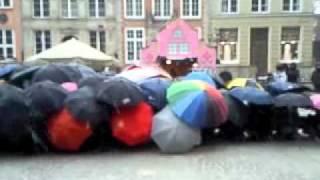 Flash Mob - Sparta Gdańsk 05.12.10r.3gp