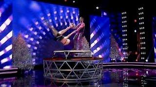 Georgia's Got Talent - Roller skaters, Sven and Jan - Final