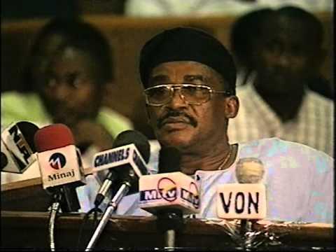The Leaked Video Of Gen. Diya Oladipo Pleading With Gen. Sanni Abacha Oputa Panel