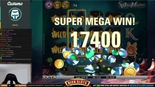 SUPER MEGA WINS On The Wish Master Slot - £0.60 Bet