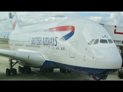 Xxx Mp4 British Airways A380 Business Class London To Vancouver Decline In Service 3gp Sex