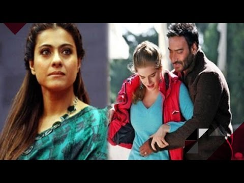 Xxx Mp4 Kajol 39 S Presence Intimidated Ajay 39 S Heroine Bollywood News 3gp Sex