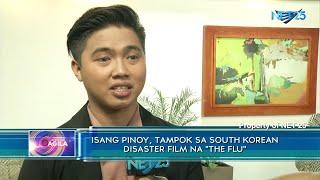 Isang Pinoy, tampok sa South Korean disaster film na