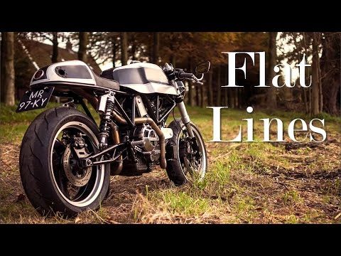 Cafe Racer Ducati 900SS by Wheels of Fortune & Wimoto