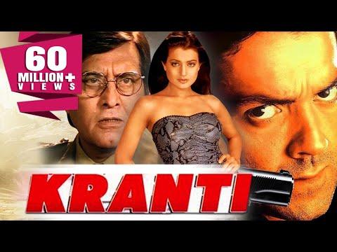 Xxx Mp4 Kranti 2002 Full Hindi Movie Bobby Deol Vinod Khanna Ameesha Patel Rati Agnihotri 3gp Sex