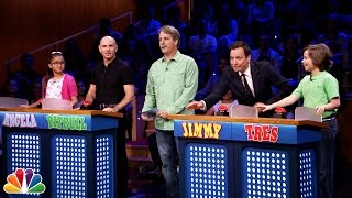 """Tonight Show """"Are You Smarter than a 5th Grader?"""" with Pitbull and Jeff Foxworthy"""