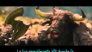 Emerald Sword (Rhapsody of Fire)-Subtítulos Español
