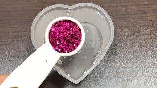 Glitter Slime Making - Most Satisfying Slime Videos #8   Tom Slime