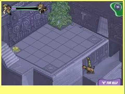 Scooby Doo Temple of the Lost Souls Cheat