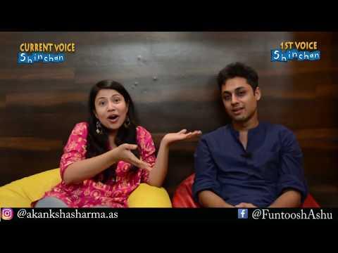Xxx Mp4 Current Shinchan Voice Meets 1st Shinchan Voice II Akanksha Sharma II Aakash Ahuja 3gp Sex