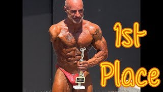 Michael Louvel The 1 Arm Bodybuilder Crushes The Competition