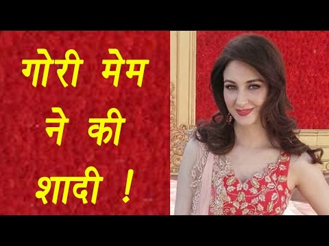 Xxx Mp4 Saumya Tandon AKA Anita Bhabhi Marries Her Banker Boyfriend FilmiBeat 3gp Sex