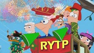 Новогодняя тусовка Финеса | RYTP