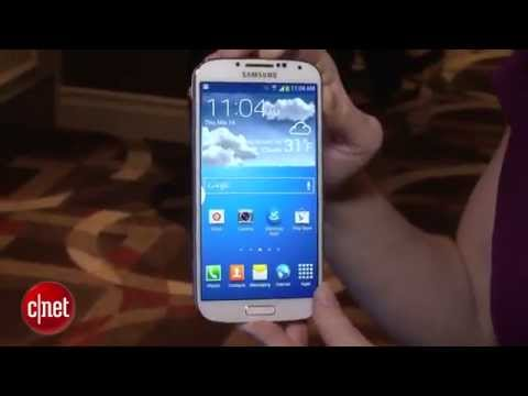 Introducing Samsung s Galaxy S4 review
