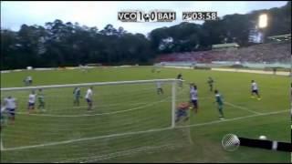 Melhores momentos   Vitória da Conquista 3 x 0 Bahia   26/4/ 2015