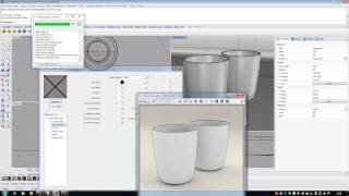 Overview of Materials in V-Ray 2.0 for Rhino