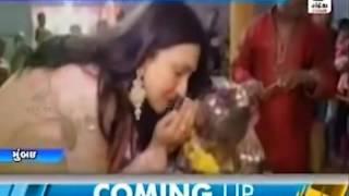 Rituparna Sengupta Ganesh Chaturthi Celebration