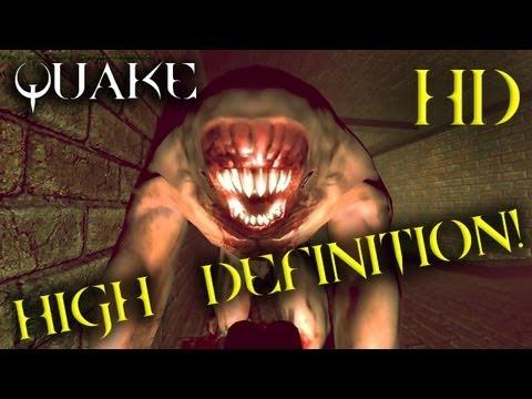Quake 1 ★ HIGH DEFINITION ★