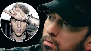 Did Eminem DEAD MGK