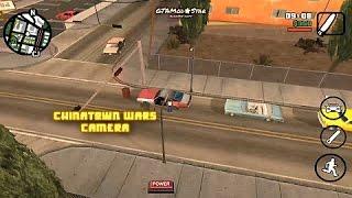 GTA:SA  Android Chinatown Wars Camera