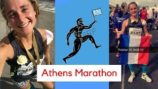 Marathon et expérience MYTHIQUE !