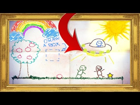 98% OF PEOPLE CAN'T DRAW THIS! - Crayon Physics Deluxe   Fun Drawing Game!