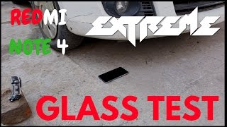 RedMi Note 4 Extreme Glass Test - Shocking Results  :) :((