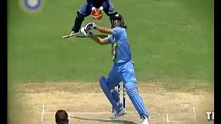 MS Dhoni Best Batting 183 Run