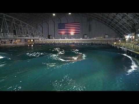 The Navy s Indoor Ocean