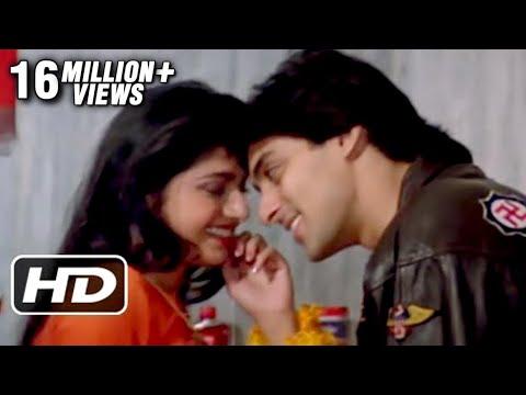 Aaja Shaam Hone Aayi Maine Pyar Kiya Salman Khan Bhagyashree Classic Old Hindi Songs