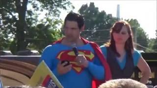 S2E10 Superman festival [DAY 1] first impressions