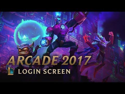 Xxx Mp4 Arcade 2017 Login Screen League Of Legends 3gp Sex
