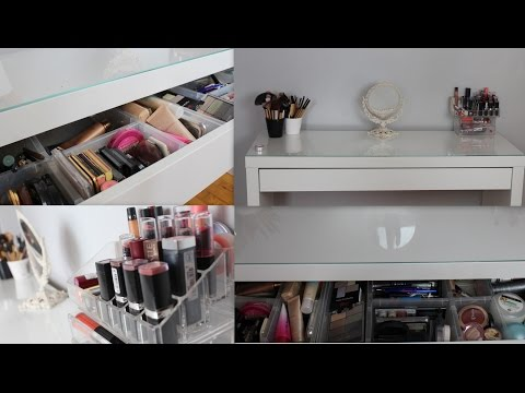 MAKYAJ KOLEKSİYONUM 2017 | My Makeup Collection