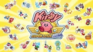VS Iron Mam - Extended - Kirby Super Star Ultra Musik