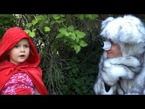 LITTLE RED RIDING HOOD Children s Story BEST EVER SO CUTE