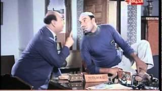 مشهد كوميدى لفريد شوقى من فيلم صاحب الجلالة