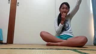 Japanese teen's YOGACHALLENGE!!