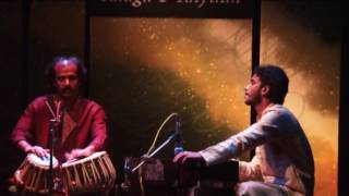 Tabla Solo by Ashoke Paul at Raaga & Rhythm 1st Session : part 4