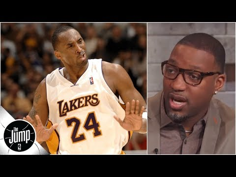 Kobe Bryant could score 100 in a game in today s NBA Tracy McGrady The Jump