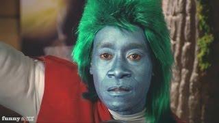 Don Cheadle is Captain Planet - Part 2