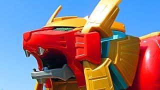 A Lion's Alliance Episode Review (Power Rangers Super Megaforce)