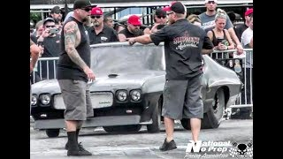 Complete 1st Round of Armageddon Uncut top 10 list of Street Outlaws