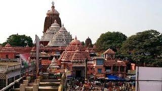 OTV News Today Report of Puri Temple in Orissa Live.
