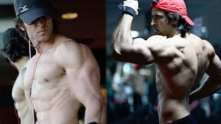 Hrithik Roshan Body Picture || Bodybuilding Workout Images !!!