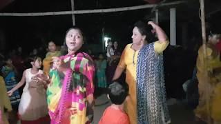 2017 Best Dance Laila Main Laila Holud Dance In village