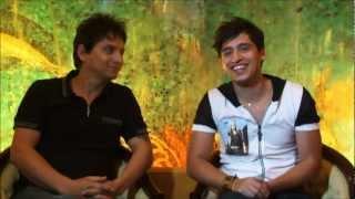 Depoimento Que isso novinha - DVD Ao vivo - Que isso novinha, Yago e Juliano, (Oficial 2012)