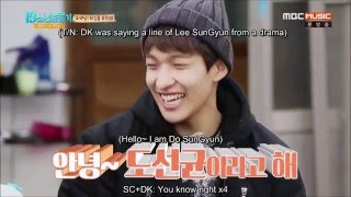 [ENG SUB] Seventeen One Fine Day EP 7 Part 2/4